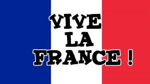 BBB: Viva la France