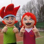 Zondag speelt ons jeugdteam oranje (Worldtour) thuis