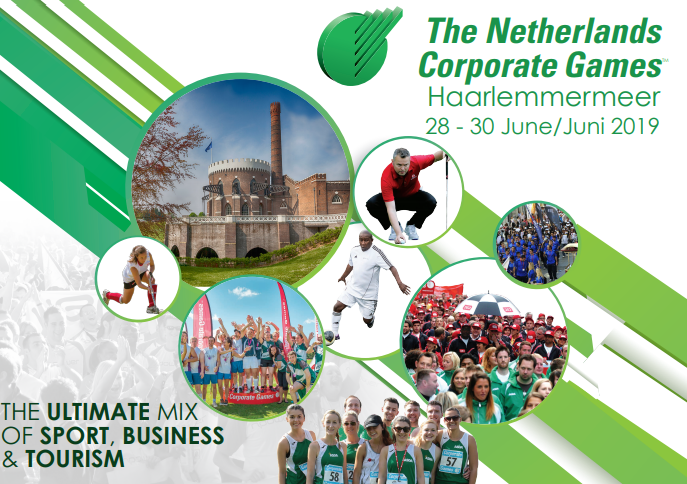 The Netherlands Corporate Games 2019