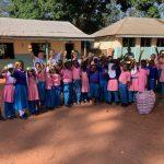 Nieuw-Vennepse tennisballen in Kenia