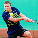 Nieuw tennistrainer Intense Tennis: Alban Meuffels