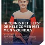 Tennis Zomer Challenge